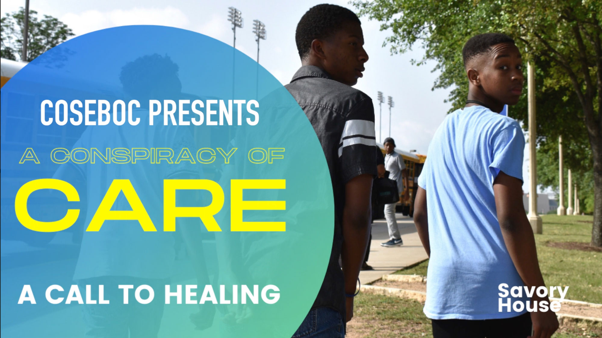 A Conspiracy of Care: A Call to Healing