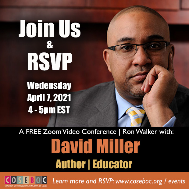 Conversations with Deep Thinkers: David Miller